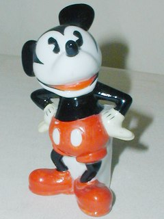Mickey Mouse Tooth Brush Holder