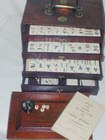 Victorian Mahjong Set