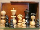 Dublin Pattern Chess Set