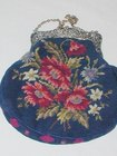 Tapestry Victorian Purse