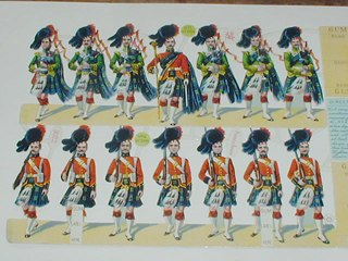 Highland Regiments Scrap