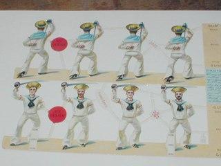Sailors Scrap