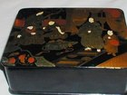 Lacquer Chinese Design Box