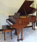 Antique Steinway Grand Piano - Steinway Model M322