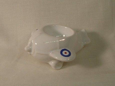 RAF Aeroplane Egg Cup