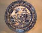Dillwyn Swansea Willow Plate