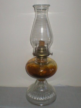 Antique Glass Eagle Stamped Oil Lamp 32536 Price Value Lighting Amp Chandeliers Sale Prices