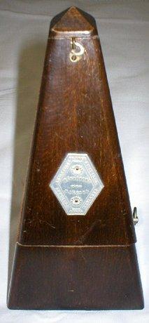 Vintage French Metronome